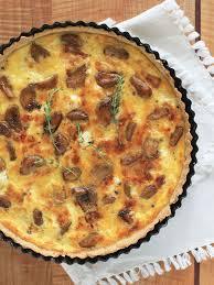 gluten free 40 cloves of garlic quiche cooks world