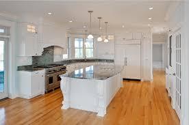 luxury kitchen islands 23 stunning white luxury kitchen designs