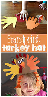 5 adorable thanksgiving turkey handprint crafts to make with your