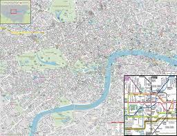 Top Spot Maps Best Map Of London Popular Destination Spots Top In England