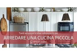 idee arredamento cucina piccola piccola soluzioni e accessori per arredare