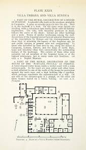 baths of caracalla floor plan architecture tagged