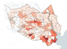 Harris County Zip Code Map by Where The Government Spends To Keep People In Flood Prone Houston