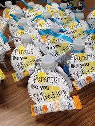 parent gift to hand out at meet the teacher night teacher stuff