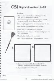 dna fingerprinting worksheet worksheets