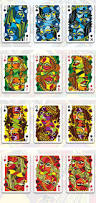 vizaĝo playing cards relaunch a new opportunity for happiness and