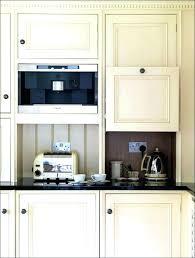 Cabinet Garage Door Kitchen Cabinet Garage Best Appliance Ideas On Baking Center