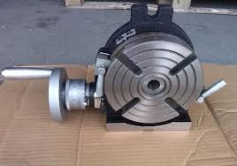 rotary table for milling machine hv6 diameter 150mm vertical and horizontal dual purpose milling