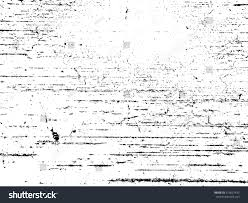 grunge black white distress texture wall stock vector 412657432