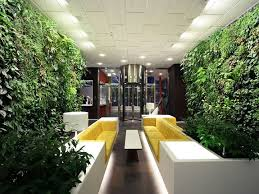 Interior Landscape Sansar Green Technologies Best Landscaping Co Of India