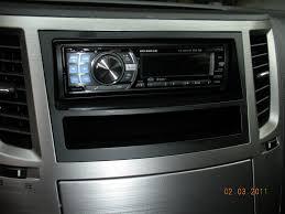 2005 subaru legacy custom aftermarket in dash nav dvd system subaru outback subaru