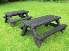 recycled plastic picnic tables recycled plastic picnic tables garden picnic tables outdoor tables
