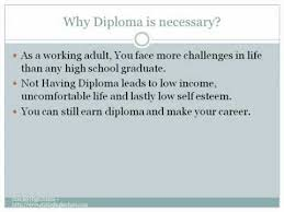 can you finish high school online which is better online high school diploma or ged for working
