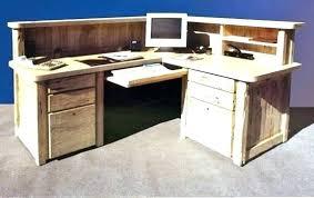 Custom Corner Desks Custom Corner Desk Computer Really Like The Idea Of A True Desks