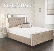 Bedroom Mirror Furniture by Mirrored Furniture U2013 Glam Home Store