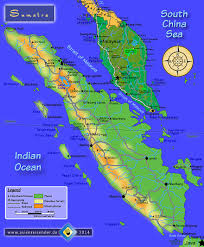 Interactive Map Of The World by Map Of Sumatra By Asienreisender