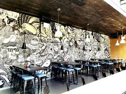 five chicago bars with awesome mural art photograph courtesy of federales