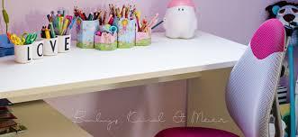 Kettler Schreibtisch Ein Schreibtisch Für Lotte Kinderzimmer U0026 Co Baby Kind Und Meer