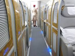 emirates could introduce its new a380 first class u0027railcar u0027 this