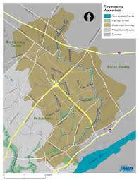 Bucks County Map Pennypack Map Watershed Alliance Of Southeastern Pennsylvania