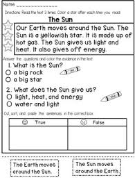 awesome collection of heat light and sound worksheets for first