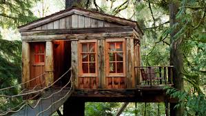 Treehouse Point Wa - unusual hotels in the west sunset