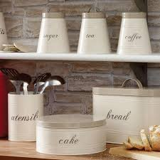 kitchen canister farmhouse kitchen canister collection dunelm