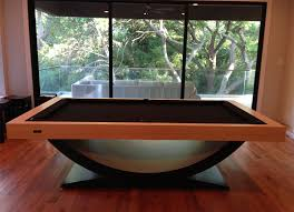 the theseus table tennis table at home in its natural environment