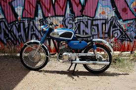 rusty bolt garage 1968 yamaha ycs1 original for sale