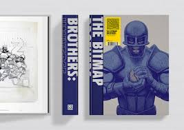 bitmap brothers universe new book on kickstarter including ice