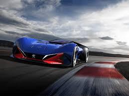 peugeot fastest car peugeot l500 r hybrid race car photos business insider