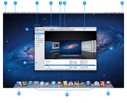 mac ordinateur de bureau les bases du mac passer de l explorateur windows au finder