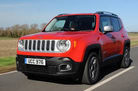 jeep renegade 2015 jeep renegade 1 6 multijet ii limited 120 review review autocar
