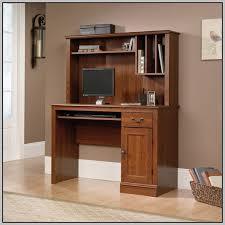 Black Computer Desk With Hutch Sauder Computer Desk With Hutch Antique Paint Desk Home Design