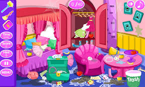 Barbie Princess Bedroom by Princess Room Cleanup Android Apps On Google Play