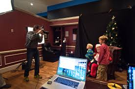 Crutchfield Audio Equipment Santa Photos At The Crutchfield Retail Store Another Day In The