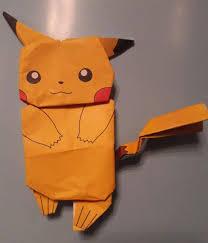pokemon results origami yoda 3