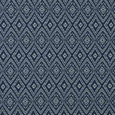 Home Decor Fabric Sale by Dark Blue Ikat Upholstery Fabric On Sale Reversible Blue