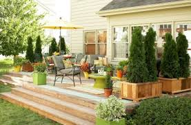 Ideas To Create Privacy In Backyard 35 Beautiful Backyards Midwest Living