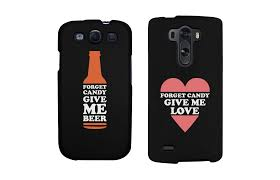 beer and love couple phonecases