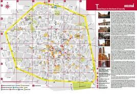 map of bologna tourists bologna welcome