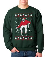 christmas bling crewneck ugly christmas sweater sweatshirt