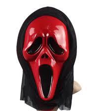Scream Halloween Costume Cosplay Party Halloween Masks Kid Masquerade Masks Costume
