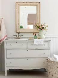 Old Dresser Made Into Bathroom Vanity Dressers As Bathroom Vanities Dresser Bedrooms And Spaces