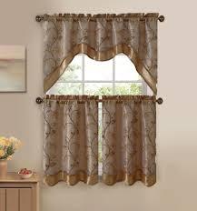 Cheap Kitchen Curtains Curtain Walmart Kitchen Curtain Sets Cheap Kitchen Curtain Sets