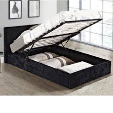 Ottoman Bed Black Ottoman Storage Beds Next Day Delivery Bedstar