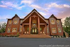 And  Bedroom Gatlinburg Cabins And Pigeon Forge Cabins - 5 bedroom cabins in pigeon forge tn