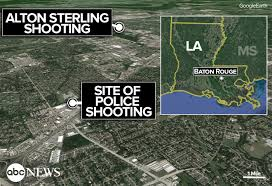 Chicago Shooting Map by Gunman Identified In Shooting That Killed 3 Baton Rouge Officers