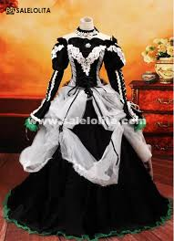 anime vocaloid cosplay costumes dresses victorian dress blog