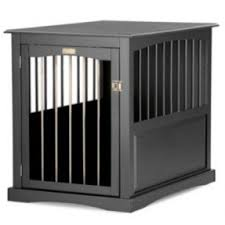 pet crate end tables foter